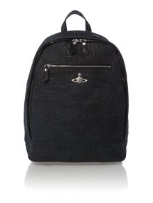 Vivienne Westwood Amazon leather backpack