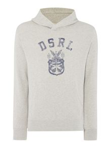 Denim and Supply Ralph Lauren Regular fit DSRL pullover hoodie