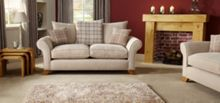 Linea Laine 2 Seater Sofa Scatter Back