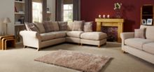 Linea Laine Corner Chaise Group RHF Scatter Back