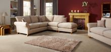Linea Laine Corner Chaise Group RHF Standard Back