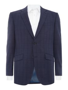 Simon Carter Medium Check Suit Jacket