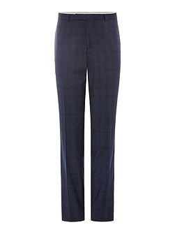 Medium Check Trousers
