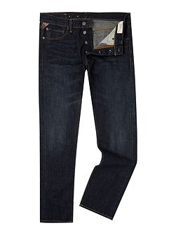 Ekins slim fit dark rinse jeans
