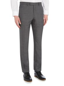 Simon Carter Melange Plain Suit Trousers