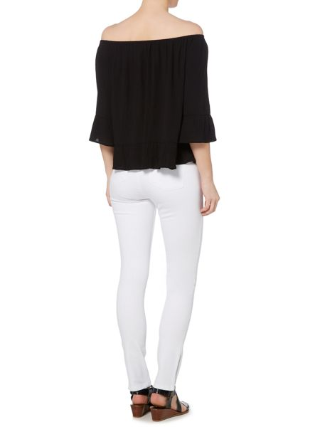 Therapy Sarah skinny jean with zip detail