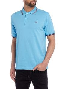 Fred Perry Twin Tipped Regular Fit Polo Shirt