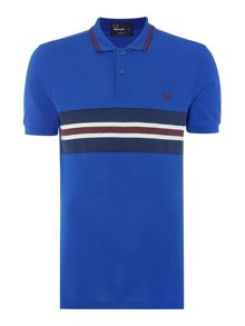 Fred Perry Bomber stripe insert polo