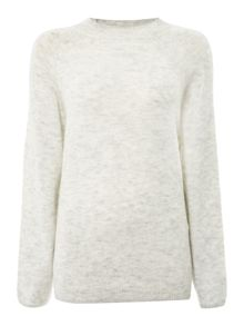 Long Sleeved High Neck top