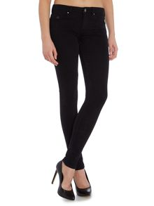 Maison Scotch Black la parisienne skinny jeans