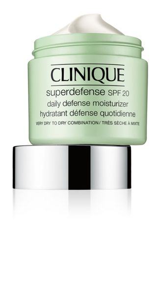 Clinique Superdefense Night Moisturizer -Dry/Combination