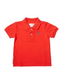 Polo Ralph Lauren Baby Boys Short Sleeve Polo Shirt