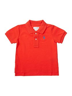 Polo Ralph Lauren Baby Boys Short Sleeve Polo