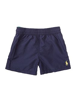 Baby Boys Logo Swim Shorts