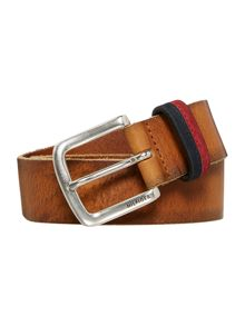 Tommy Hilfiger Fayo flag keeper belt