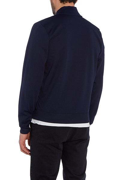 fred perry bomber neck track jacket navy house of fraser. Black Bedroom Furniture Sets. Home Design Ideas