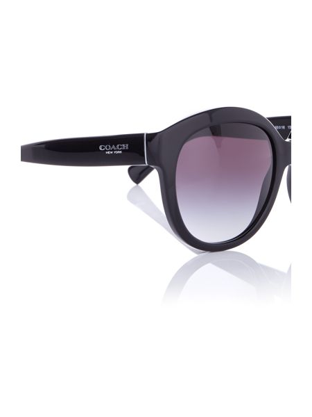 Coach HC8159  round sunglasses