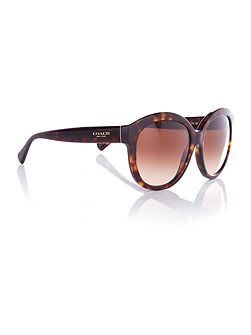 HC8159 round sunglasses