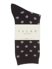 Falke Dot ankle socks