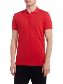 Paule Slim Fit Tonal Logo Polo
