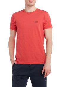 Hugo Boss Regular fit crew neck logo t shirt