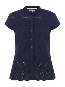 Dickins & Jones Broderie Shirt