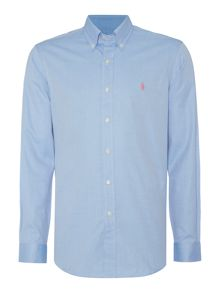 Polo Ralph Lauren Twill Long Sleeve Custom Fit Shirt