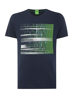 Men's Hugo Boss Tee 6 regular fit digital