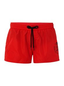 Diesel Short length mohawk swim shorts