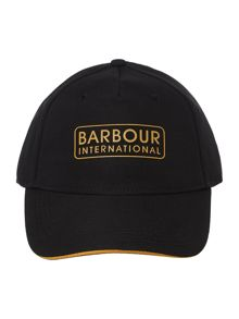 Barbour International hudson cap