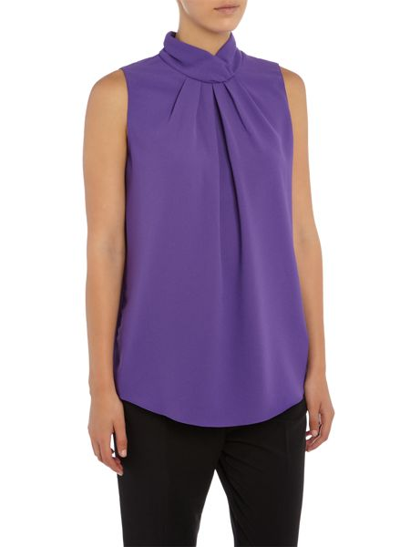 Ellen Tracy Pleated top