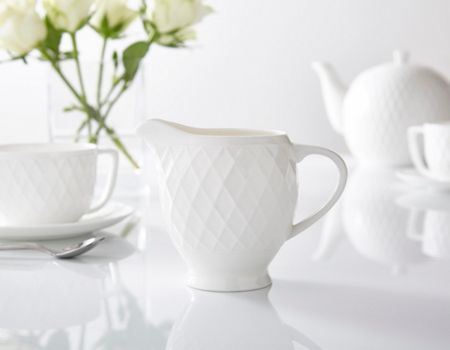 Linea Ceremony fine bone china creamer