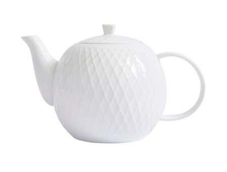 Linea Ceremony fine bone china teapot