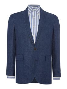 Polo Ralph Lauren Morgan Notch Collar Linen Jacket