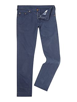 Geno slim fit overdye navy jeans