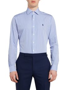 Polo Ralph Lauren Slim Fit Regent Fine Stripe Shirt