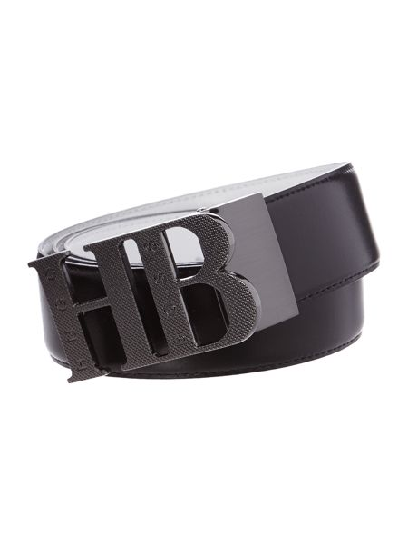 Hugo Boss Reversible balwinno belt