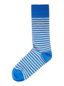 Hugo Boss marc design stripe sock