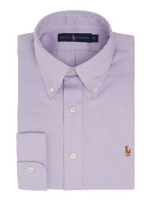 Polo Ralph Lauren Custom Fit Button Down Collar Oxford Shirt