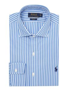 Polo Ralph Lauren Slim Estate Collar Stripe Shirt