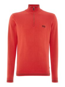 Zime funnel neck 1/4 zip jumper