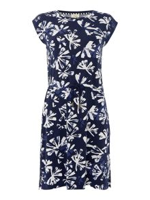 Linea Weekend Clam print dress