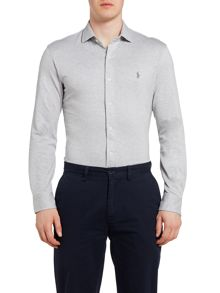 Polo Ralph Lauren Slim Plain Jersey Shirt