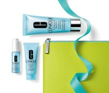 Clinique Energized And Glowing Skin Set