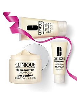 Clinique Smoothed & Soothed Gift Set