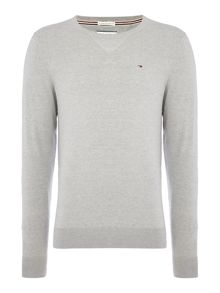 Tommy Hilfiger Original cotton blend Sweater