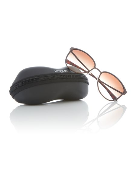 Vogue Brown  pillow  sunglasses VO4002S