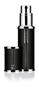 Travalo Milano Refillable Perfume Bottle Black