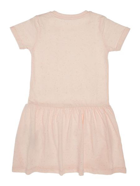 name it Girls Jersey dress with pocket