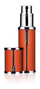 Travalo Milano Refillable Perfume Bottle Orange